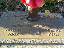 Maud Amanda <i>Jarvis</i> Byrd