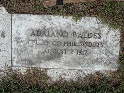 Adriano Baldes