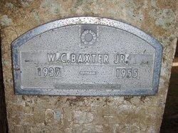 William Carl Junior Baxter, Jr