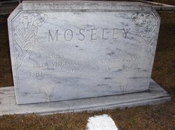 Lila Virginia <i>McLeod</i> Moseley