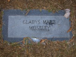Gladys Marie Moseley