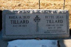 Bette Jean <i>Turner</i> Tillard