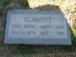 Audrey <i>Camp</i> Clampitt