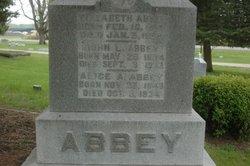 Alice A Abbey