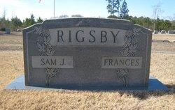 Mary Frances <i>Howton</i> Rigsby