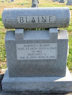 Margaret A <i>Gipe</i> Blaine