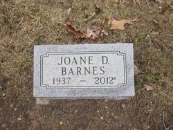 Joane D. <i>Madalinski</i> Barnes