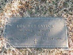 Lou Roy Faylor