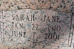 Sarah Jane Dolly <i>Medders</i> Abner