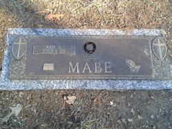 Rev Roy Lester Mabe