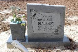 Roxie Blackmon