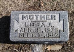 Lora Anna <i>Eckard</i> Austin