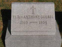Rev Anthony Goebel