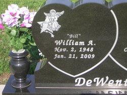 William Alfred Bill DeWenter