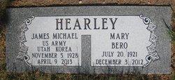 Mary <i>Bero</i> Hearley