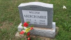 William Abercrombie
