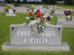 Betty Ann <i>McMaster</i> Beavers