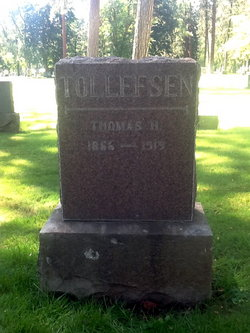 Tollef Hansson Thomas Tollefsen
