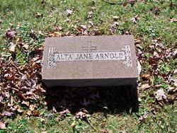 Alta Jane <i>Fore</i> Arnold