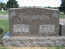 Bernita <i>Brown</i> Thompson