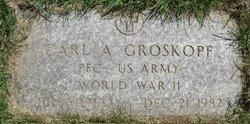 Carl Christopher E Groskopf