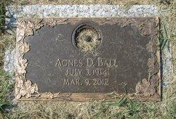 Agnes D. Ball