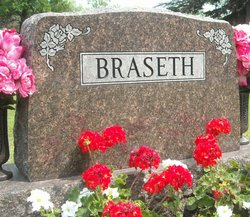 LTJG George L Braseth
