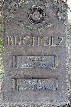 Fritz Fred Bucholz