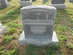 Wilhelm Henry Henry Brockwinkel