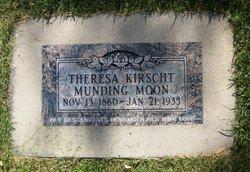 Theresa Josephine <i>Kirscht</i> Moon