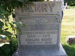 Honor Adeline <i>Starner</i> Henry