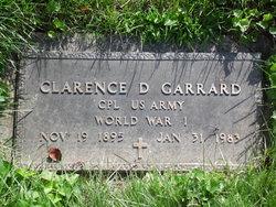 Clarence D. Garrard