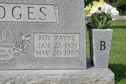 Roy Wayne Bridges