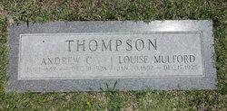 Andrew C Thompson