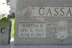 Martha B Cassady