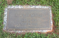 Ada Lee Moyers