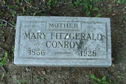 Mary <i>Fitzgerald</i> Conroy