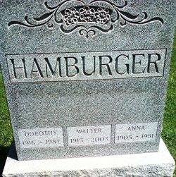 Anna Hamburger