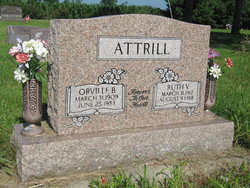 Ruth V Attrill