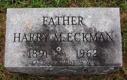 Harry Martin Eckman
