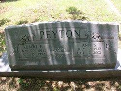 Ann S Peyton