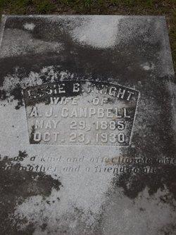 Essie B <i>Knight</i> Campbell