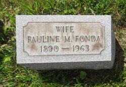 Pauline M Fonda