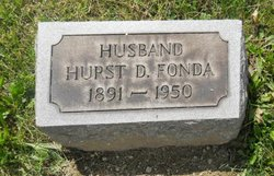 Hurst D Fonda