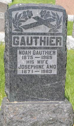 Josephine <i>Amo</i> Gauthier