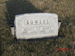 Alan E Bowles