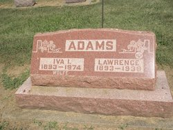 Iva L <i>Quigley</i> Adams