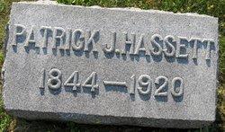 Patrick J Hassett