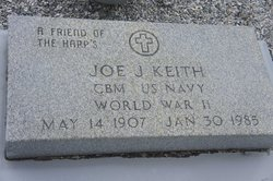 Joseph John Joe Keith