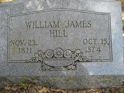 William James Hill
